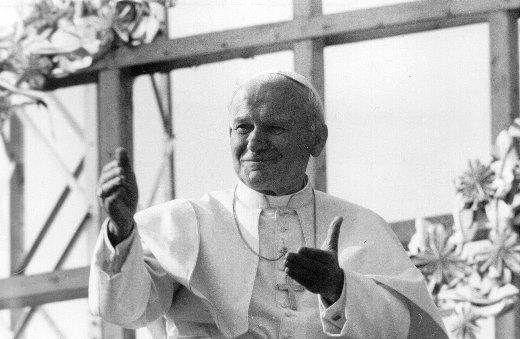 Jan Paweł II w Warszawie