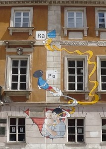Nobliści w Warszawie