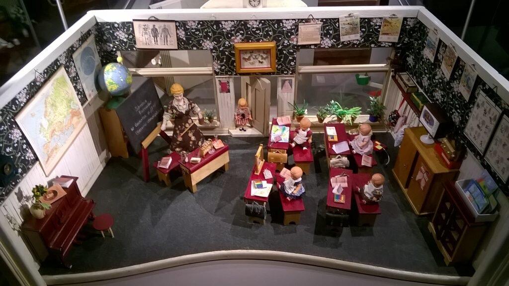 Dzień Nauczyciela - Muzeum Domków dla Lalek