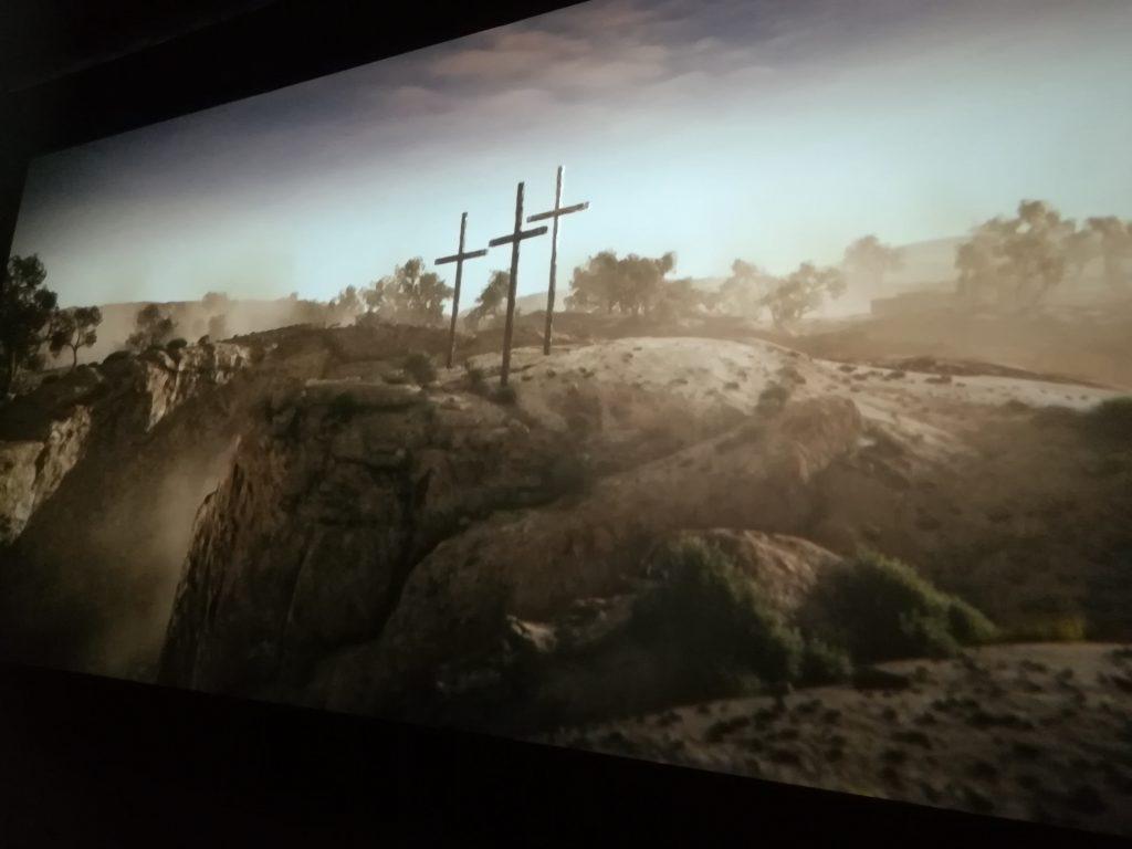 Wystawa Śladami Jezusa